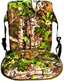 Hunter's Specialties Flat Back Foam Seat, Realtree Xtra Green