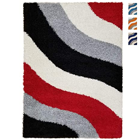 bbfc2c9418d Image Unavailable. Image not available for. Color  Shag Area Rug 3x5