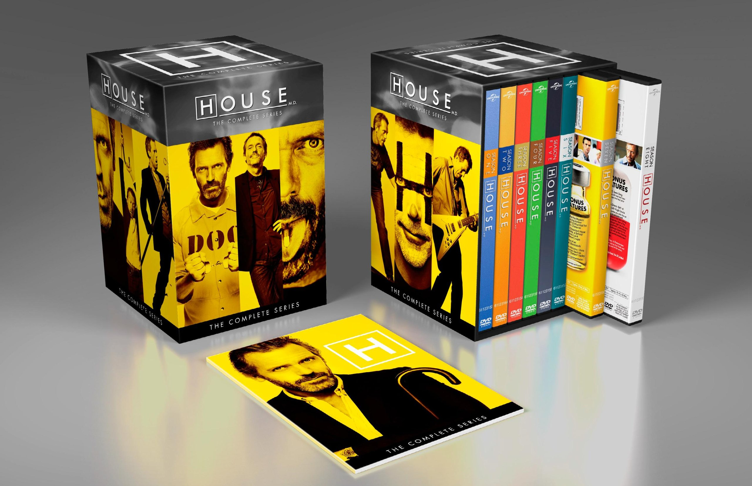 House, M.D.: The Complete Series by Universal Studios