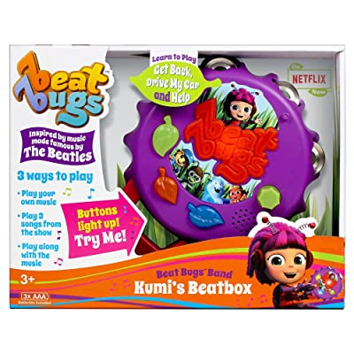 Kumis Beat Box - Beat Bugs Band: Toys & Games