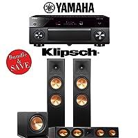 Deals on Yamaha AVENTAGE RX-A2080 9.2-Ch 4K Receiver Bundle