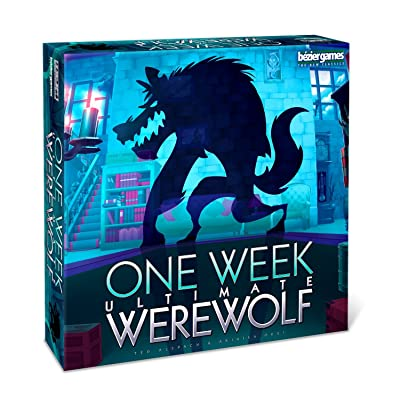 Bezier Games OWUWBEZ One Week Ultimate Werewolf: Toys & Games