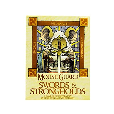 Mouse Guard: Swords & Strongholds: Toys & Games