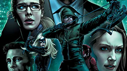 amazon com green arrow tv series poster 13 x 19 posters prints