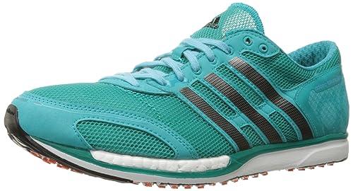 separation shoes 550a4 e298b Adidas Adizero Takumi SEN 3, Shock GreenBlackBlue, 4.5 M US