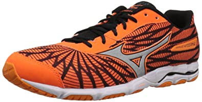 pretty nice 809c0 d91d6 Amazon.com | Mizuno Men's Wave Hitogami 4 Running Shoe ...