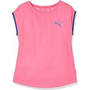 Puma Childrens Softsport Layer Tee G T-Shirt