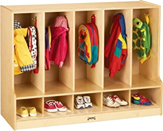 product image for Jonti-Craft Toddler Coat Locker w 5 Sections