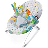 Bright Starts Monkey Business Bouncer/Seat Baby/Infant Rocking Chair/Toys/Mirror