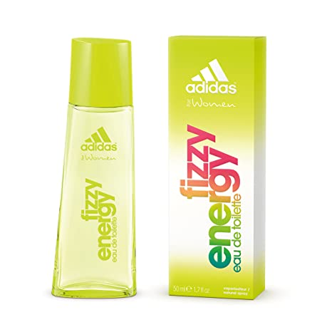adidas Fizzy Energy Agua de Colonia - 50 ml
