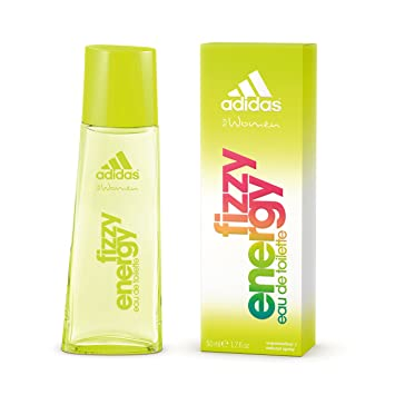 outlet store sale sports shoes free delivery Adidas Fizzy Energy Eau de Toilette Spray for Women, 1.7 Ounce