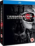 Terminator Quadrilogy [Blu-ray] [Region Free]