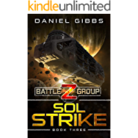 Sol Strike (Battlegroup Z Book 3)