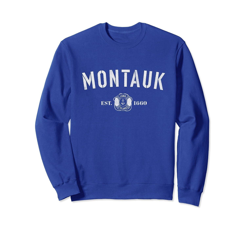 Montauk Est.1660 sweatshirt - Long Island Men, Women sweater-mt