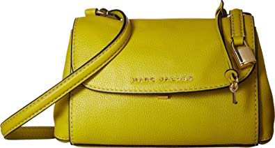 bf4b025ca327 Marc Jacobs Women s Mini Boho Grind Chartreuse One Size  Amazon.co ...