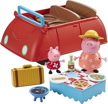 Peppa Pig - Vehículo Coche Deluxe: Amazon.es: Juguetes y juegos