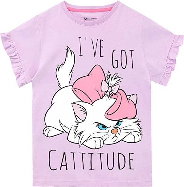 Disney M/ädchen Aristocats Sweatshirt