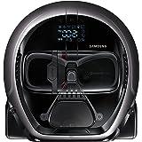 Samsung VR10M703PW9/WA Powerbot VR7000 Aspirapolvere Star Wars Darth Vader, 10 W, Nero