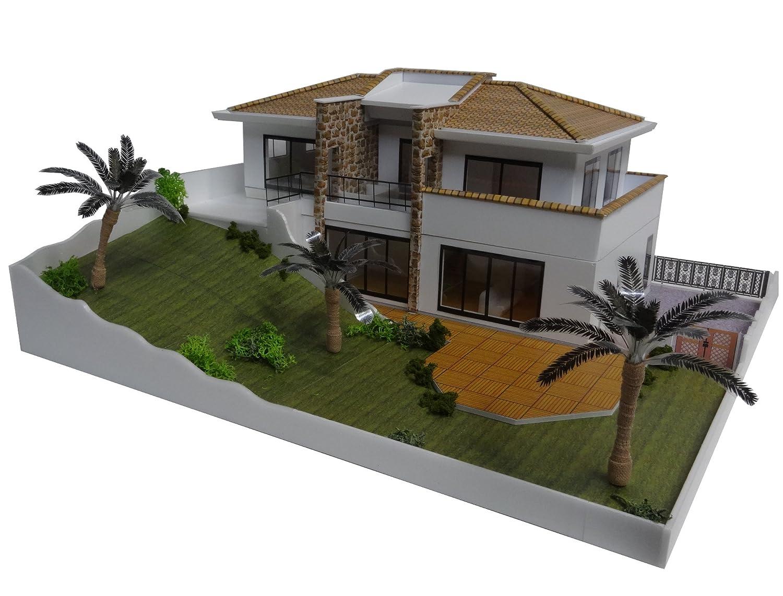 分解型建築模型 1/50 練習用 J-B004 B019XI3DJY
