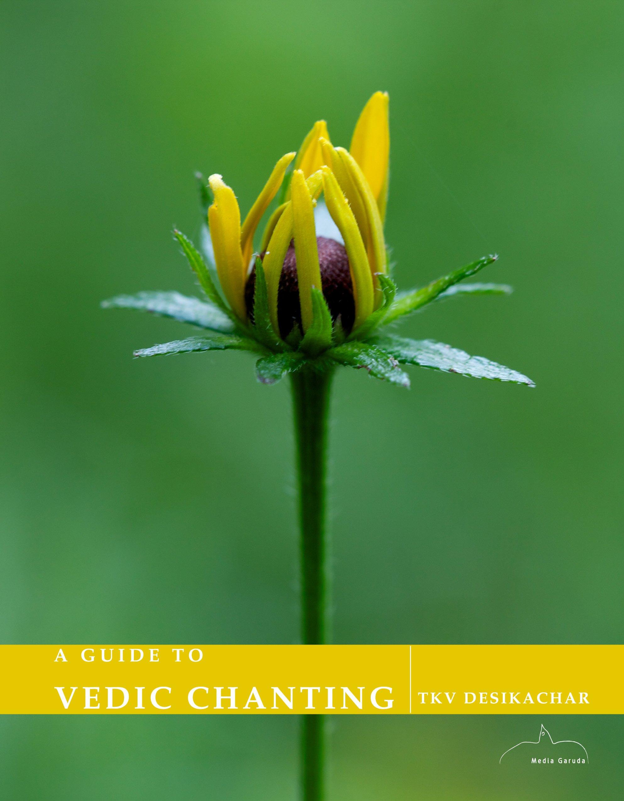 A Guide To Vedic Chanting Tkv Desikachar Dr Kausthub