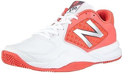 New Balance Wc696 B V2, Baskets de Tennis Femme: