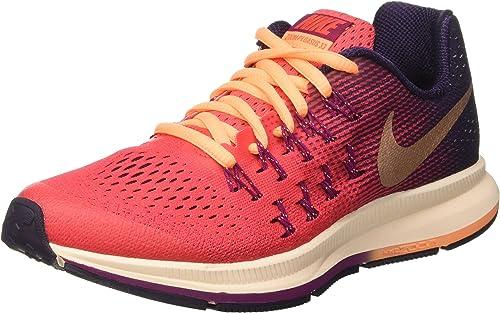 Nike 834317-800, Zapatillas de Trail Running para Niñas, Naranja ...