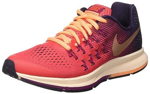 f7a1884efad9e Nike Zoom Pegasus 33 Gs, Unisex Kids' Training Shoes, Multicolor ...