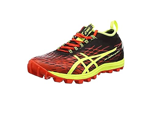 Asics Gel-Fujirunnegade 2 Plasmaguard, Men's Trail Running Shoes, Red ( Orange/