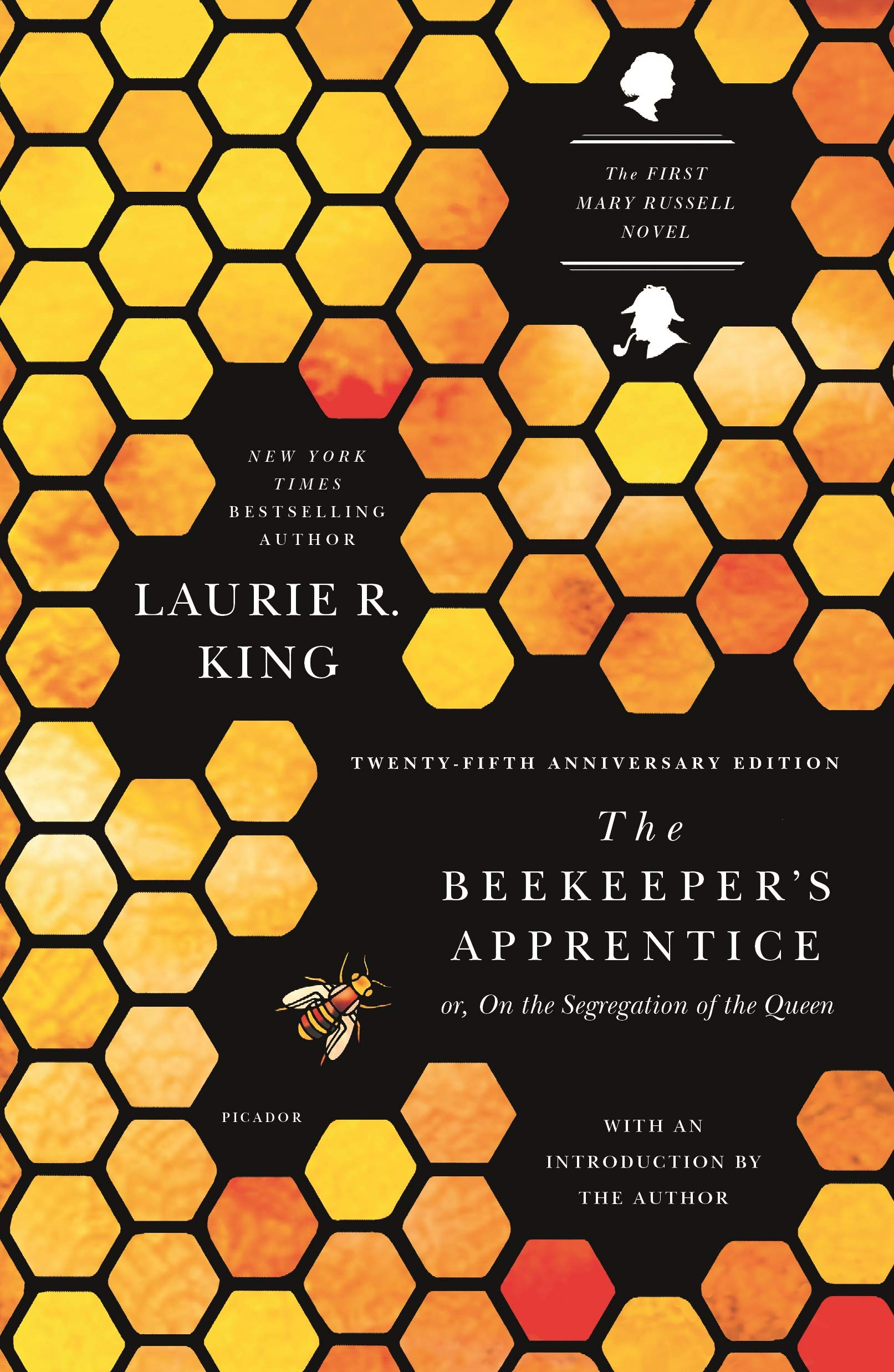 The Beekeeper S Apprentice Or On The Segregation Of The Queen A Mary Russell Mystery 1 King Laurie R 9781250055705 Amazon Com Books
