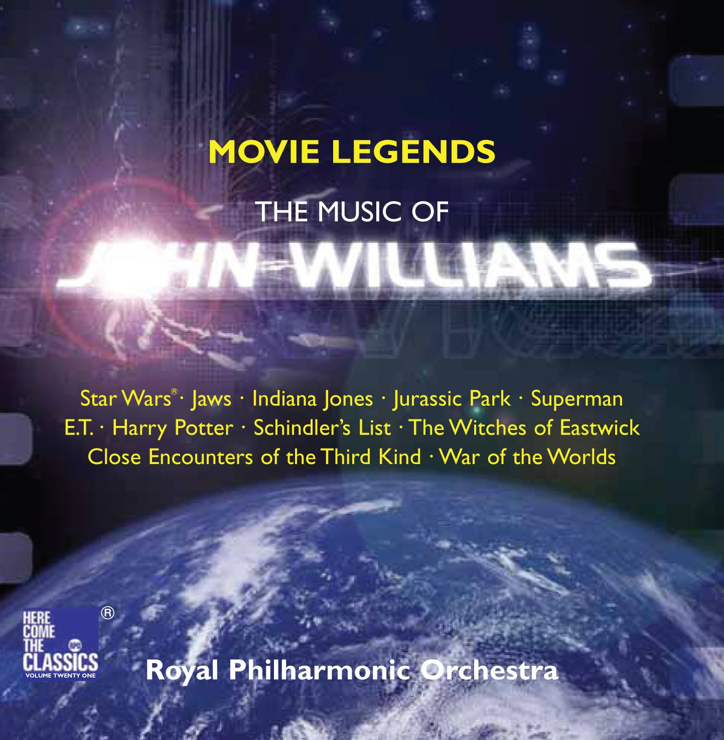 Movie Legends - The Music of John Williams