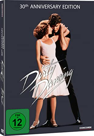 Dirty Dancing 30th Anniversary Edition, Sonderverpackung Alemania DVD: Amazon.es: Jennifer Grey, Patrick Swayze, Jerry Orbach, Cynthia Rhodes, Jack Weston, Jane Brucker, Kelly Bishop, Lonny Price, Max Cantor, Neal Jones, Wayne Knight, Paula