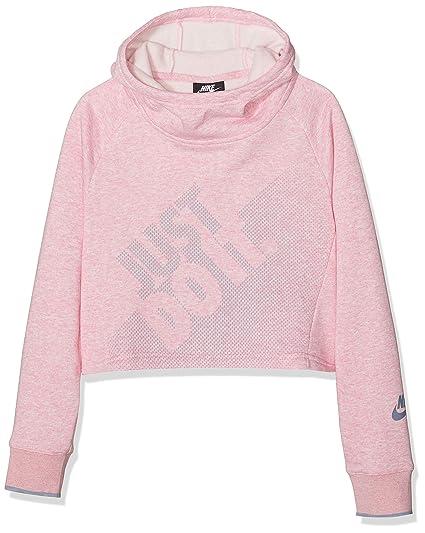 Et G Nike FilleSports Loisirs Sweatshirt Nsw Gx Pe Crop kuOiPXZ