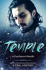 Temple: Forbidden M/M Romance: A Freelancers Novella Kindle Edition