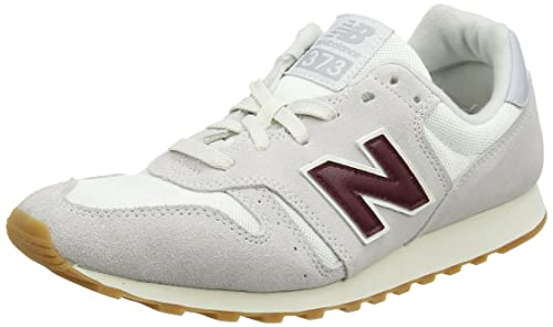 New Balance 373 Sneaker Uomo Avorio off White 46.5 EU Scarpe