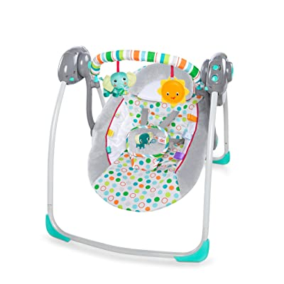 Bright Starts Itsy-Bitsy Jungle Portable Swing