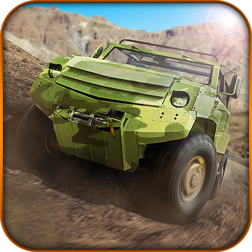 OffRoad US Army Transport Game 3D -