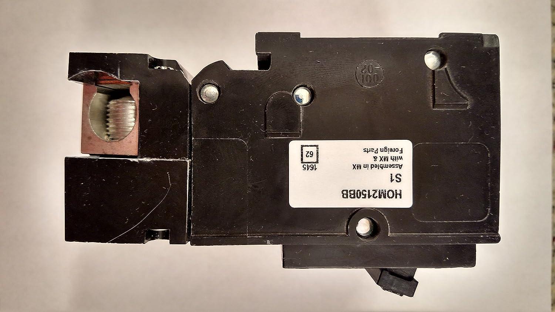 Hom2150bb square d homeline 150 amp plug on circuit breaker hom2150 - -  Amazon.com
