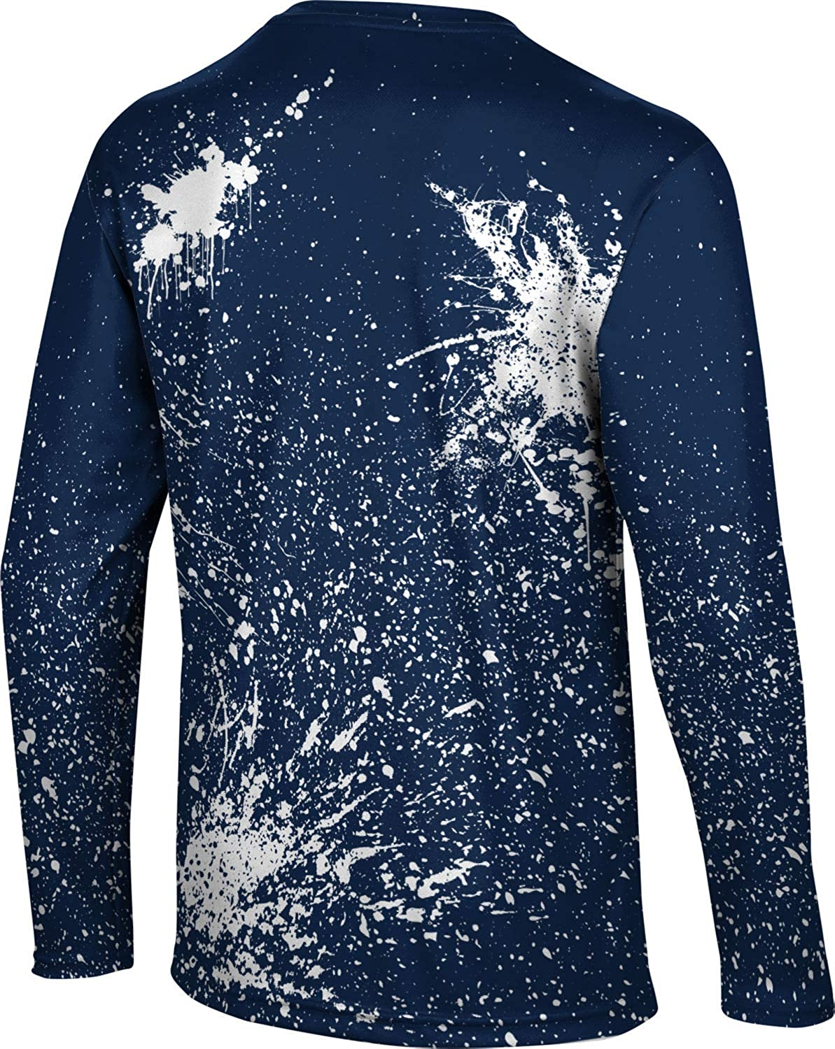 San Diego Mens Long Sleeve Tee Splatter ProSphere University of California