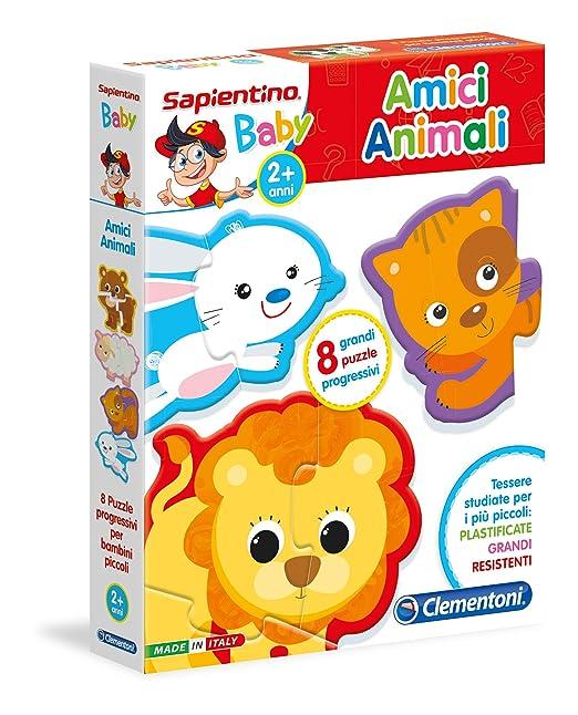 195 opinioni per Clementoni 11965- Sapientino Baby Amici Animali