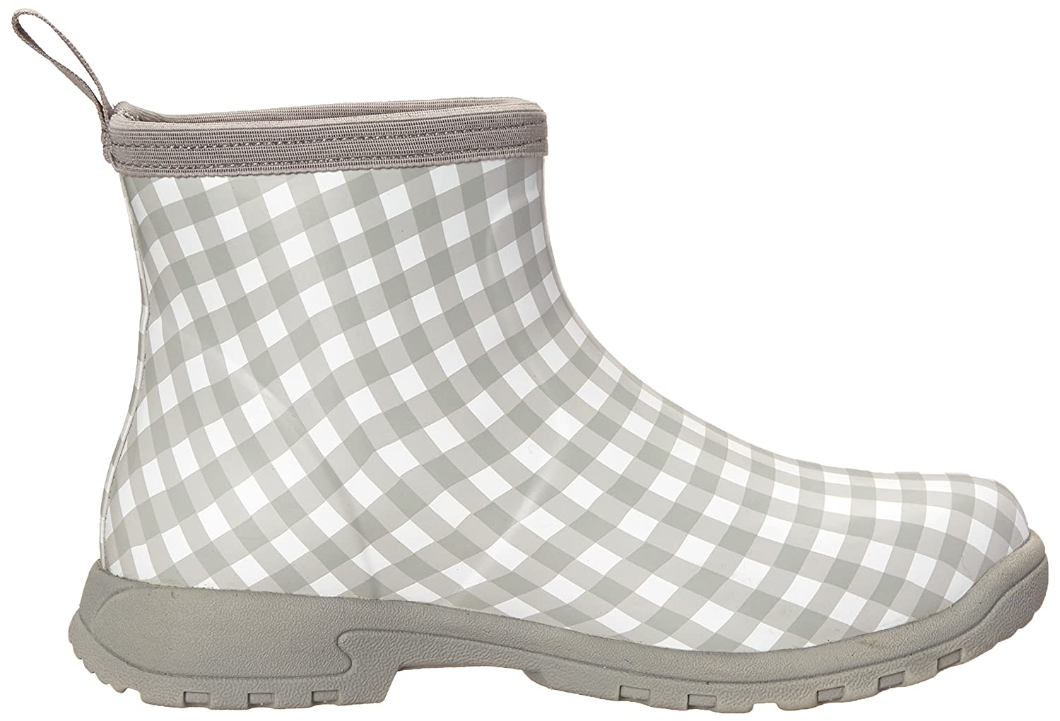 MuckBoots Women's Breezy Casual B00NV65L4U All Purpose Ankle Boot B00NV65L4U Casual 5 B(M) US|Gray Gingham 83761d