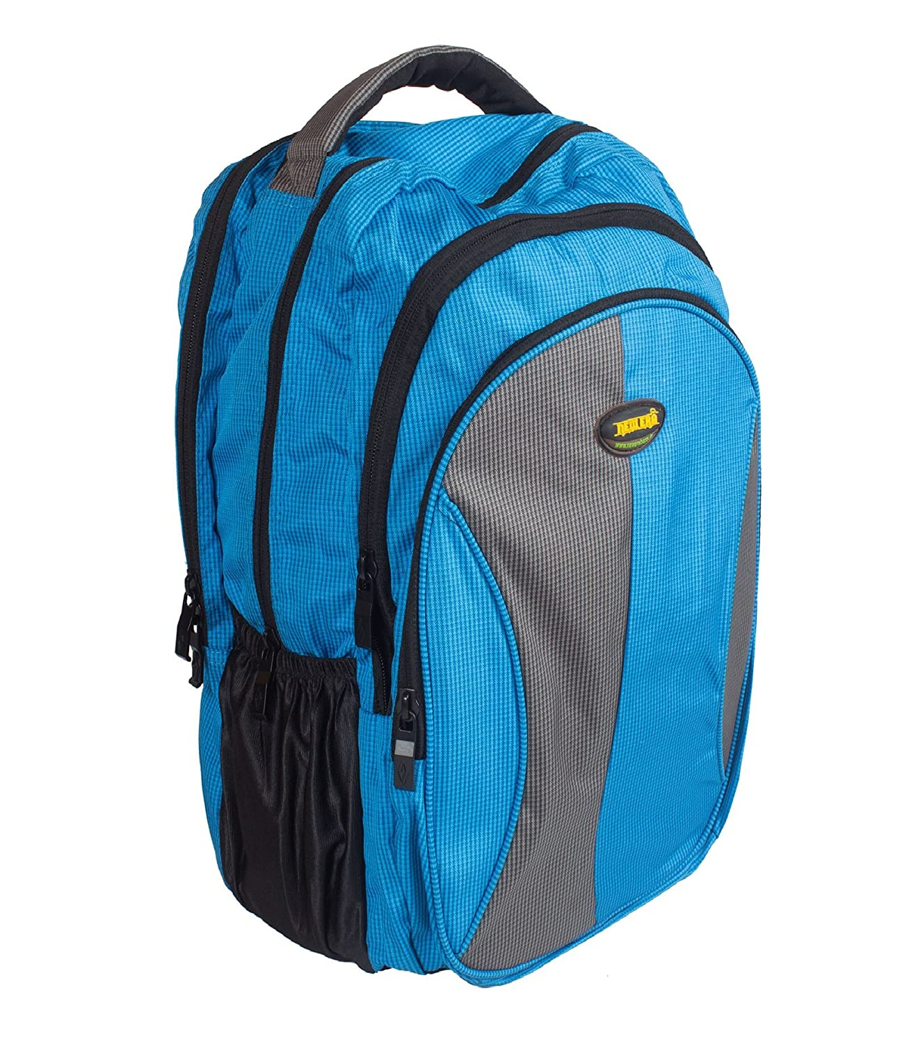 f9ab794306ed New-Era Polyester 40 Ltr Sky Blue-Grey School Bag  school bags for boys