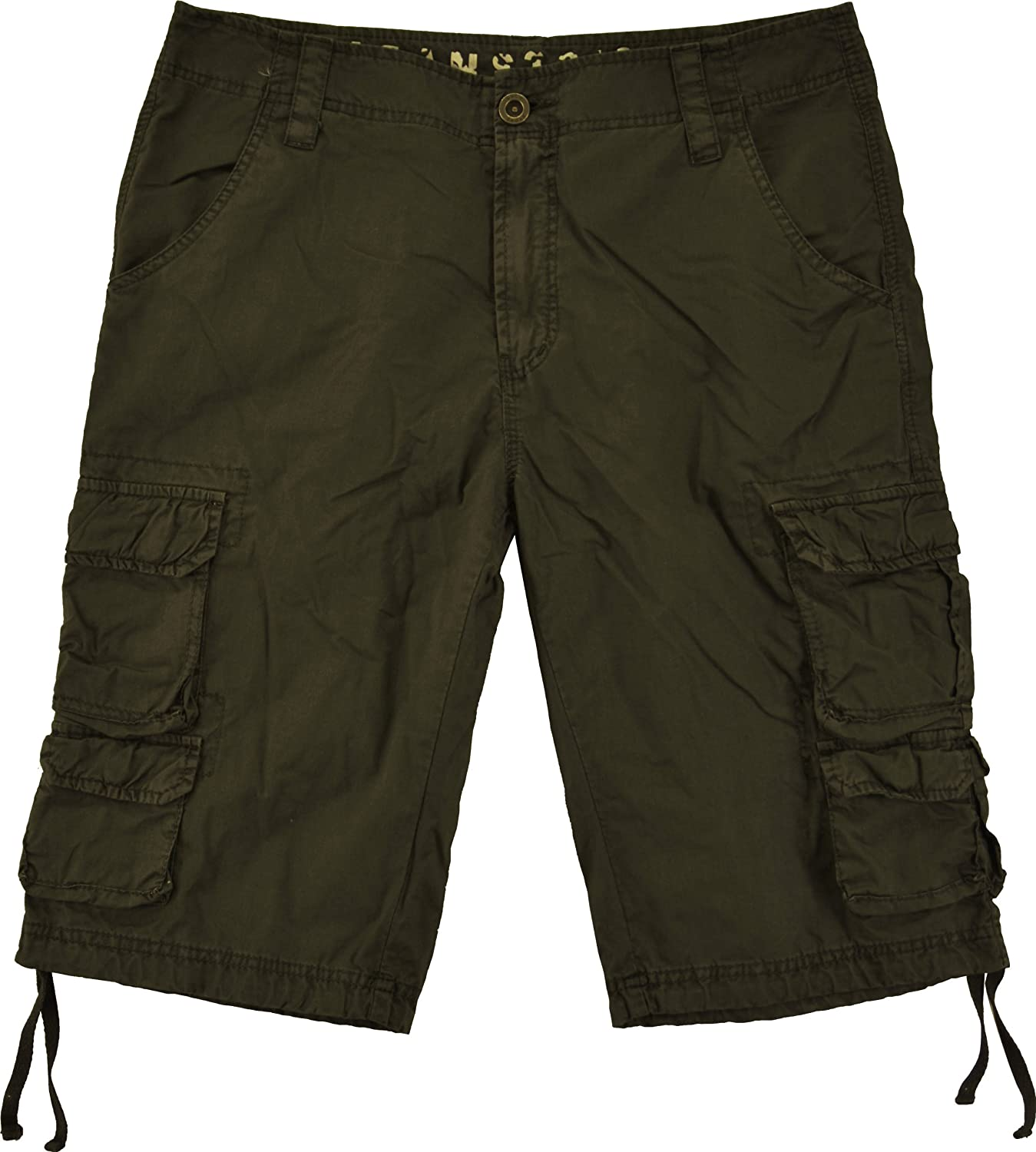 Mens Military Style Cargo Shorts #818s