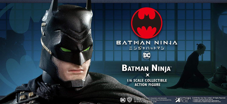 Amazon.com: Star Ace Toys Batman Ninja Version 1: 6 Scale ...