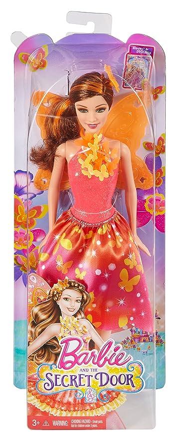 Amazon.es  Barbie y el Secreto Puerta Princesa - Hada  Juguetes y juegos 7af62be8d853