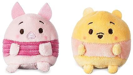 Amazon Com Disney Store Japan Disney Ufufy Stuffed Toy Mini Pooh
