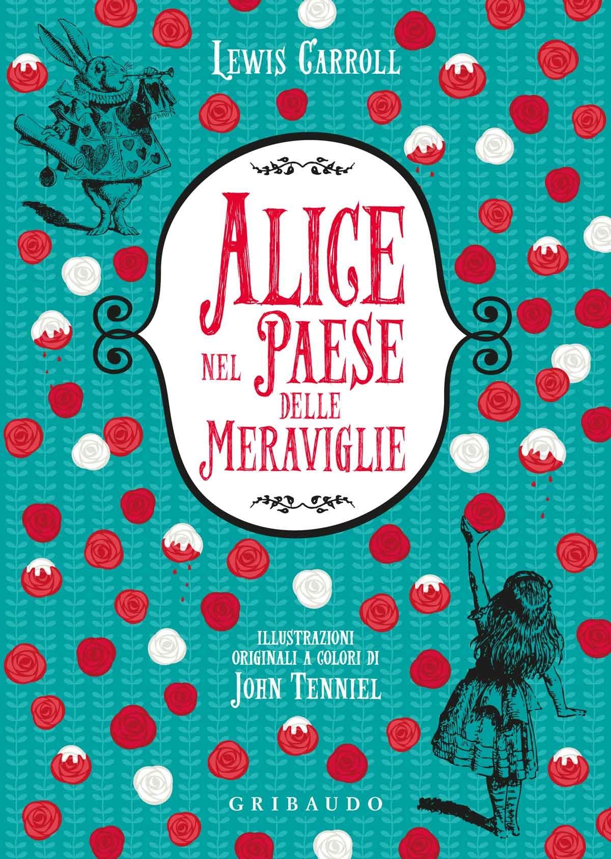 Amazon It Alice Nel Paese Delle Meraviglie Lewis Carroll J