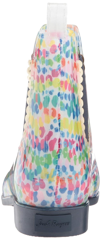 Jack Rogers Women's Sallie Print Rainboot Rain Boot B072MLLWR3 6 B(M) US|Multi Print