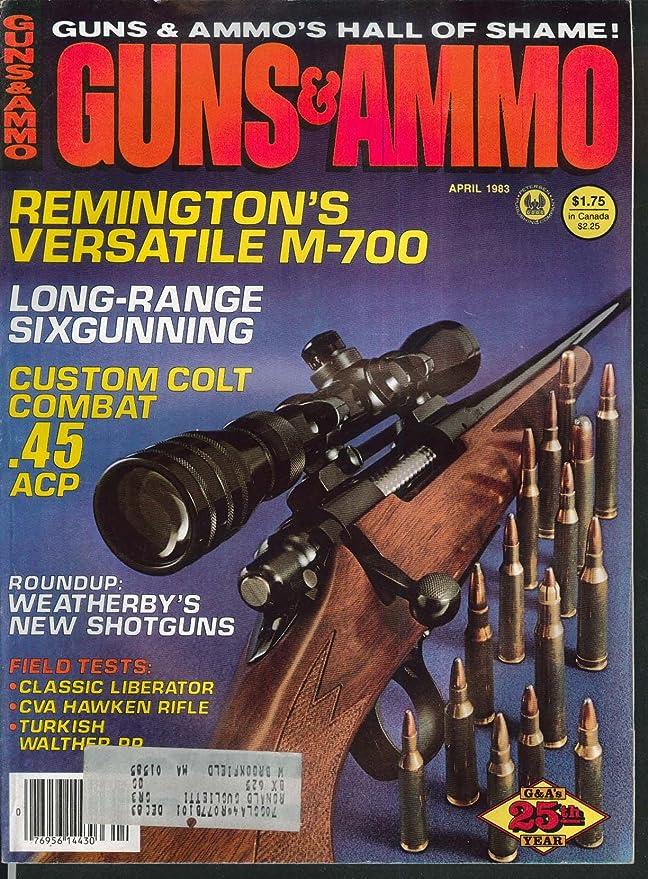 GUNS & AMMO Remington M-700 Bahlert Liberator Turkish MKE