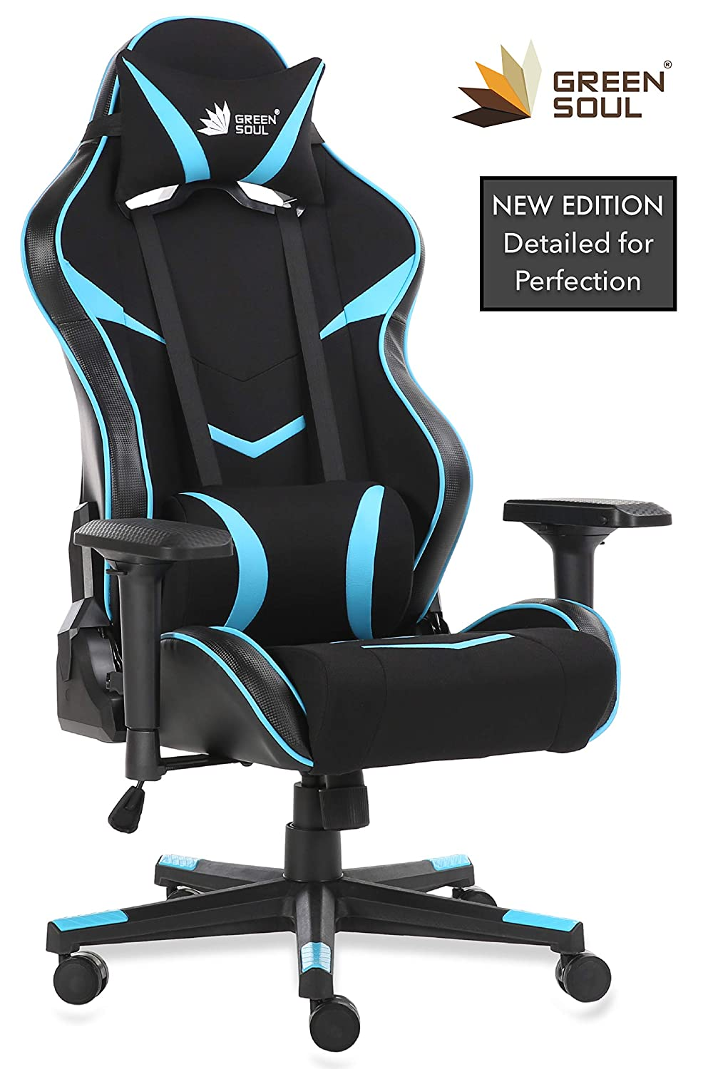 GreenSoul Monster Series Gaming/Ergonomic Chair (Model: