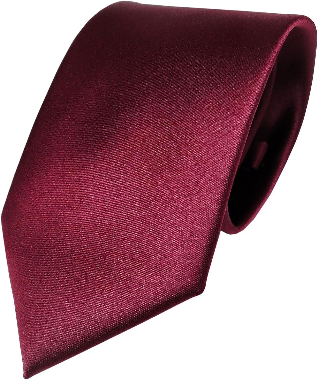 Petite cravate TigerTie en satin